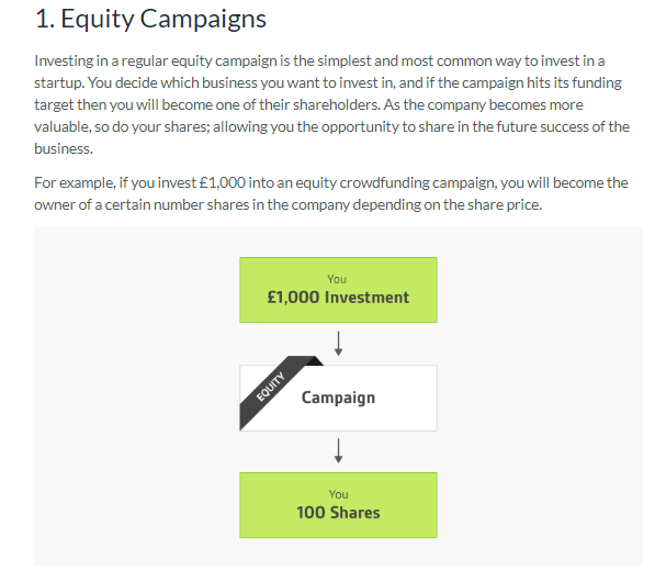 seedrs equity campaign