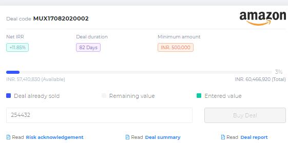 amazon invoice