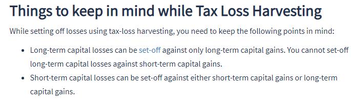long term tax