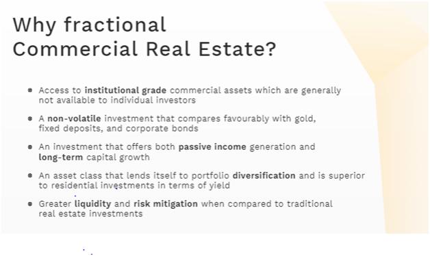 fractional real estate