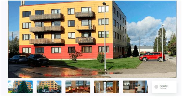 reinvest apartment