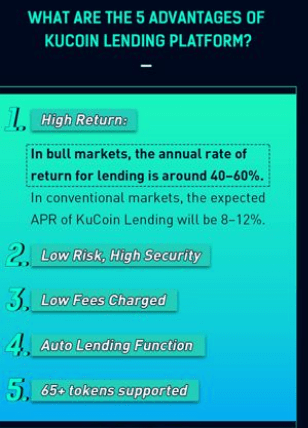 Kucoin Lending High Yield