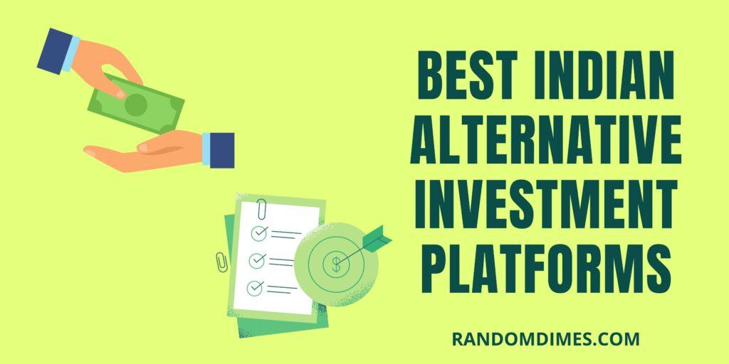 Indian Investment Platforms