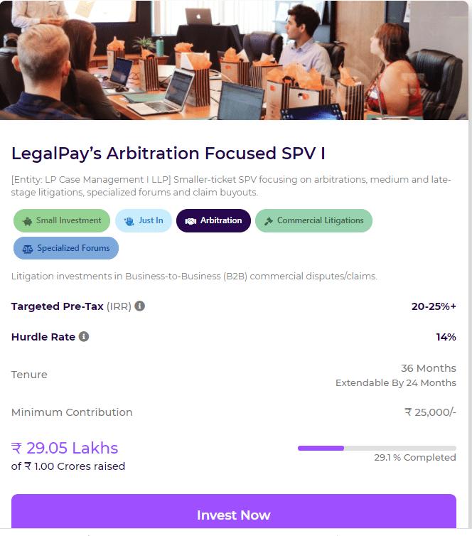 LegalPay deal